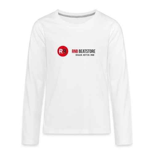RNBBeatstore Shop - Teenager Premium shirt met lange mouwen