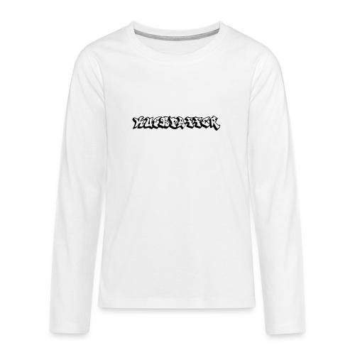 kUSHPAFFER - Teenagers' Premium Longsleeve Shirt
