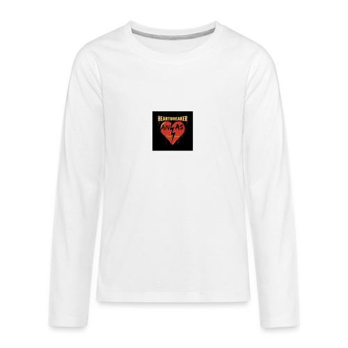 HEATRT BREAKER - Teenagers' Premium Longsleeve Shirt