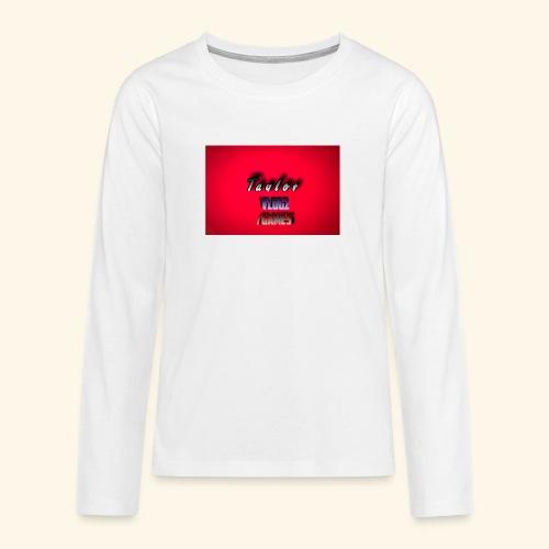 IMG 0400 - Teenagers' Premium Longsleeve Shirt