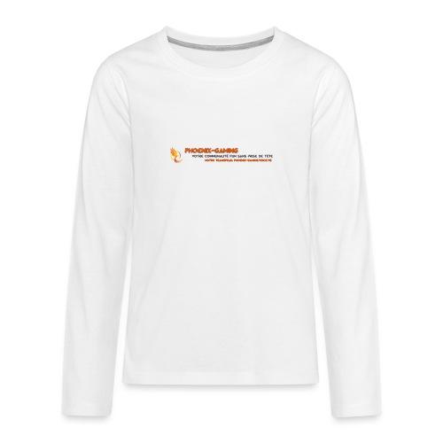 59edc1f31fbbf banproto1920px png 7e9af80c0c433fff6 - T-shirt manches longues Premium Ado