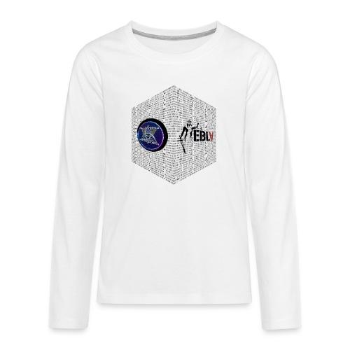 Dos Diseños - Teenagers' Premium Longsleeve Shirt