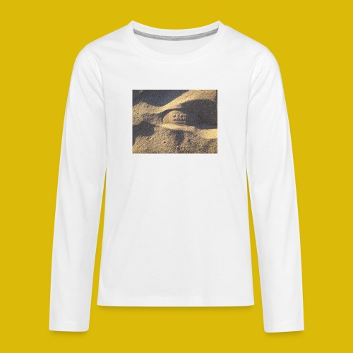 Caca - T-shirt manches longues Premium Ado