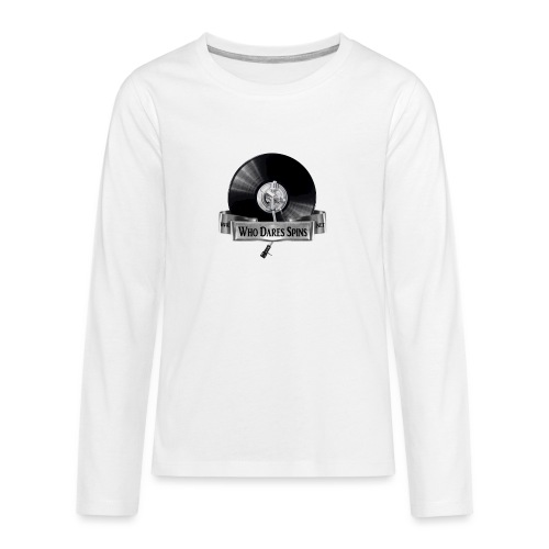 Badge - Teenagers' Premium Longsleeve Shirt