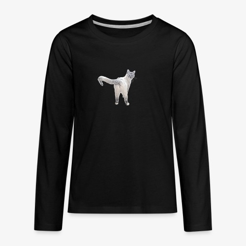 snow1 - Teenagers' Premium Longsleeve Shirt