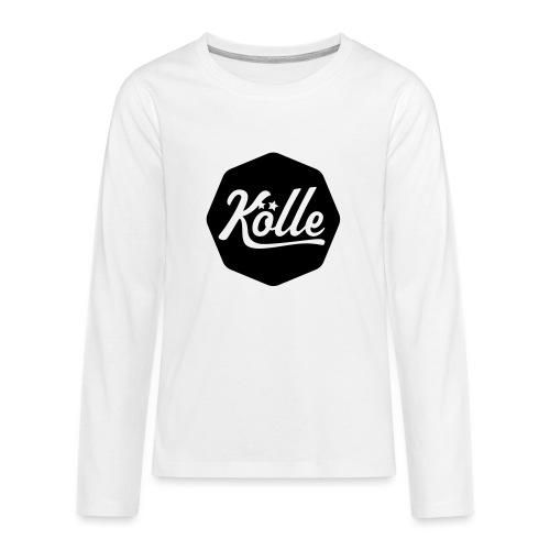 Kölle - Teenager Premium Langarmshirt