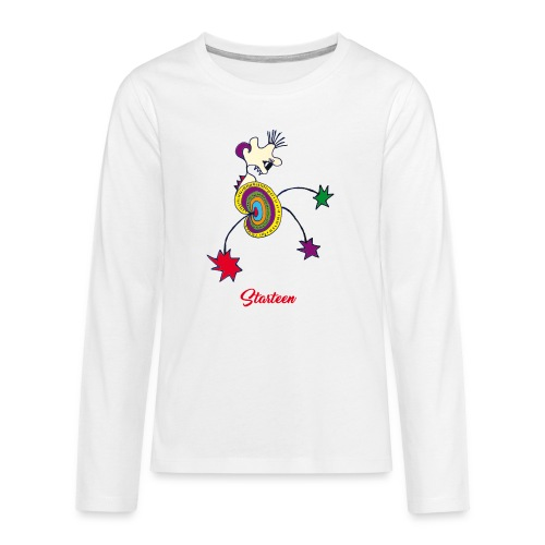 Starteen - T-shirt manches longues Premium Ado