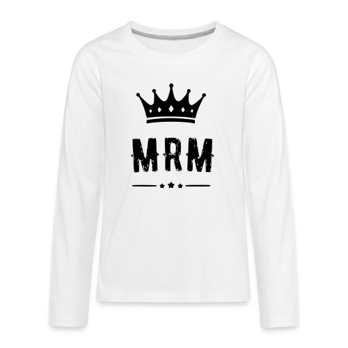 MRM - Teenager Premium Langarmshirt