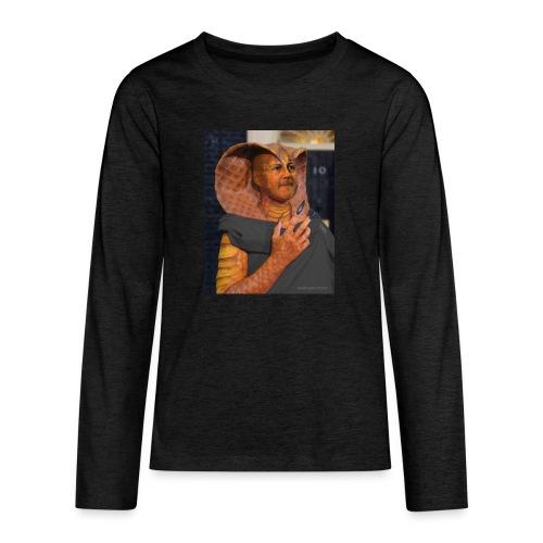 King Cobra - Teenagers' Premium Longsleeve Shirt