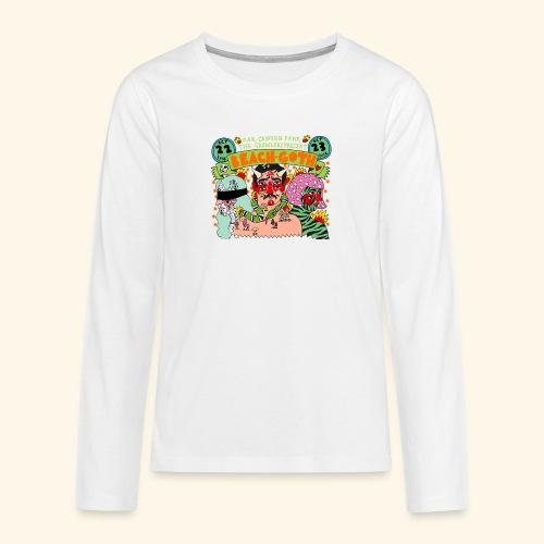 beach goth 2016 - T-shirt manches longues Premium Ado