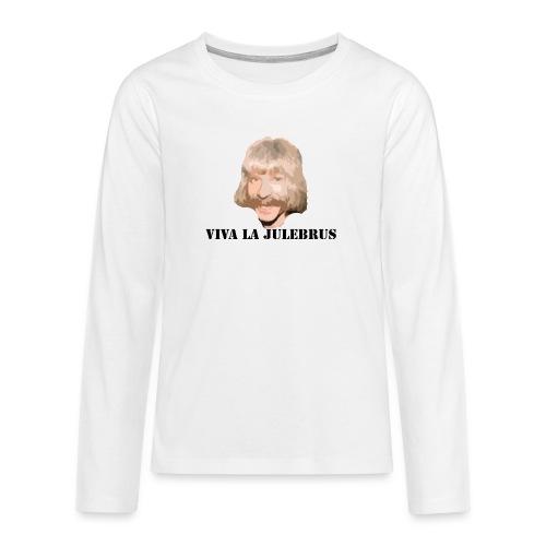 juul - Premium langermet T-skjorte for tenåringer
