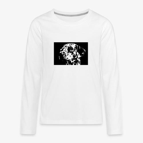 Dalmatian - Teenagers' Premium Longsleeve Shirt