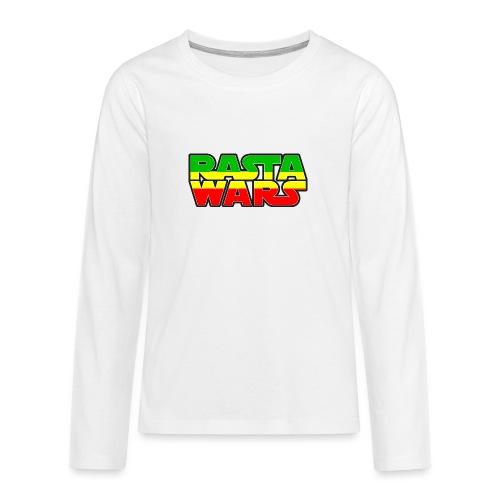RASTA WARS KOUALIS - T-shirt manches longues Premium Ado