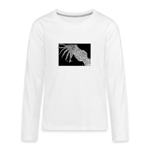 Cuttlefish - Teenagers' Premium Longsleeve Shirt