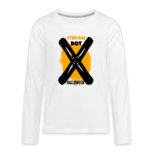 HALLOWEEN Edition - Koszulka Premium z długim rękawem dla nastolatków
