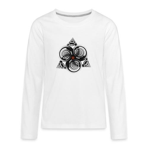 visuelalternatif - T-shirt manches longues Premium Ado