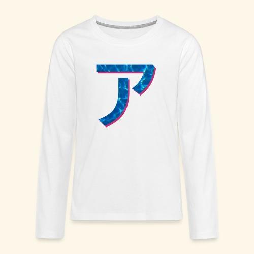 ア logo - T-shirt manches longues Premium Ado