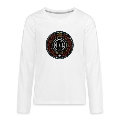 MizAl Blason - Koszulka Premium z długim rękawem dla nastolatków