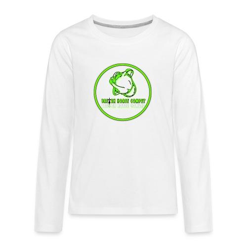 sans titre2 - T-shirt manches longues Premium Ado