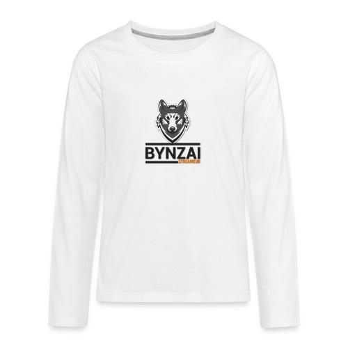 Mug Bynzai - T-shirt manches longues Premium Ado