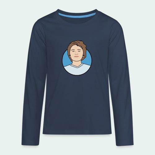 Logo - Teenager Premium shirt met lange mouwen
