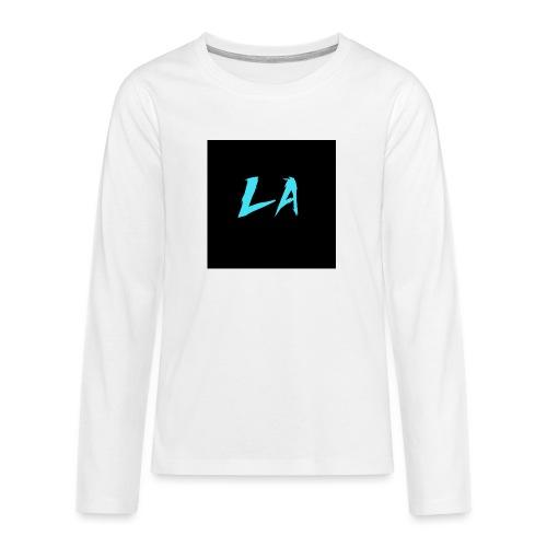 LA army - Teenagers' Premium Longsleeve Shirt