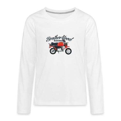 gorilla - T-shirt manches longues Premium Ado