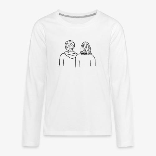 HEADY WHISPERS - T-shirt manches longues Premium Ado