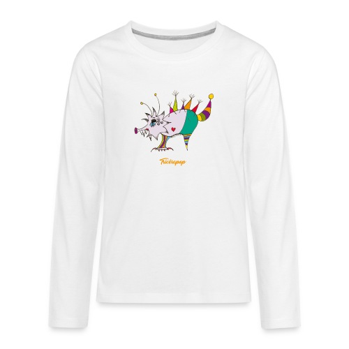 Tricérapop - T-shirt manches longues Premium Ado