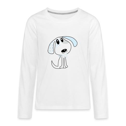 Doggie Boy | Zensitivity - Teenager Premium shirt met lange mouwen