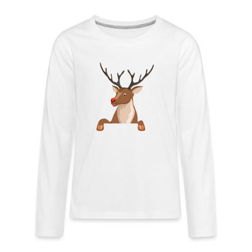 Caribou 6 - T-shirt manches longues Premium Ado