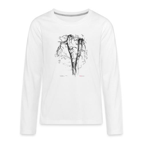 Halaus, Hug - Teinien premium pitkähihainen t-paita
