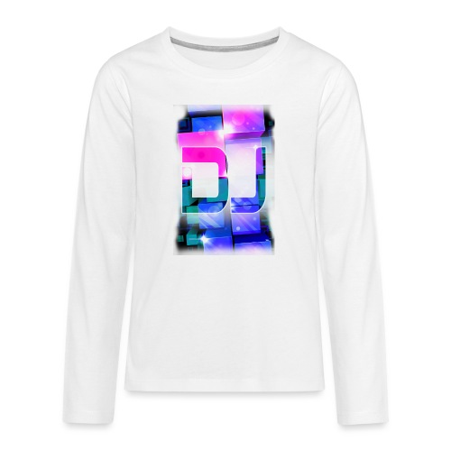 DJ by Florian VIRIOT - T-shirt manches longues Premium Ado