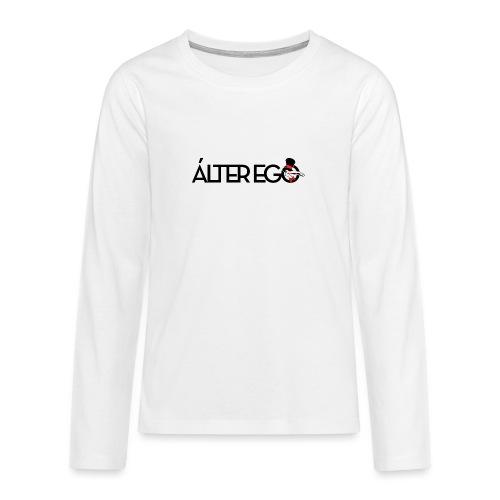 ÁLTER EGO - Camiseta de manga larga premium adolescente