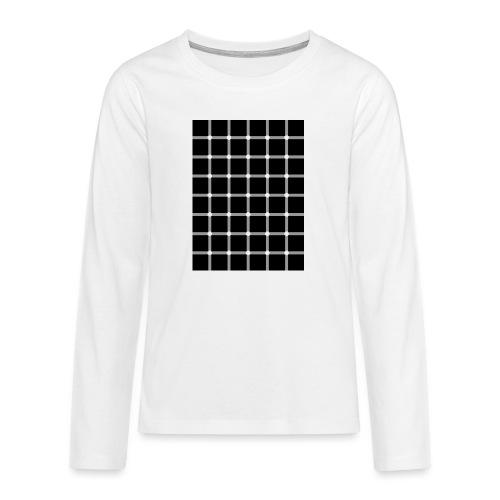 spikkels - Teenager Premium shirt met lange mouwen