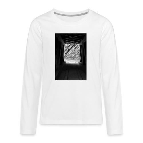 4.1.17 - Teenager Premium Langarmshirt
