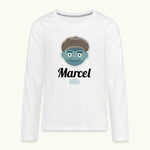 Marcel (Le monde des Pawns) - T-shirt manches longues Premium Ado