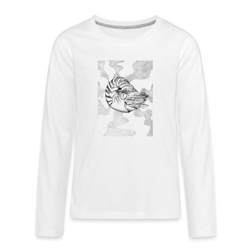 Nautilus - Teenagers' Premium Longsleeve Shirt