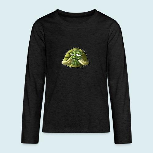 turtle - Maglietta Premium a manica lunga per teenager