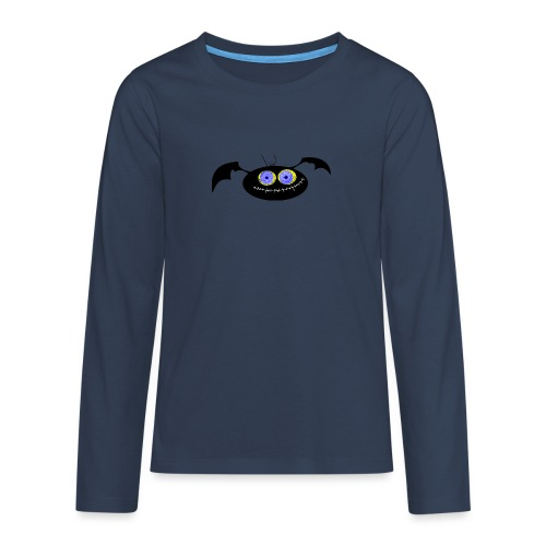 Spider (Vio) - Teenagers' Premium Longsleeve Shirt