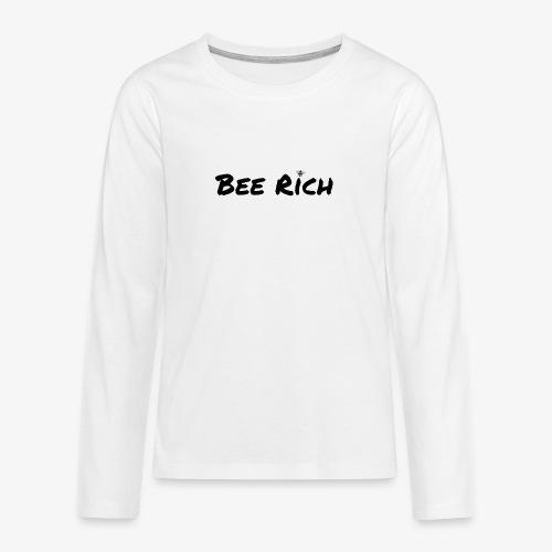 beerich - Teenager Premium shirt met lange mouwen