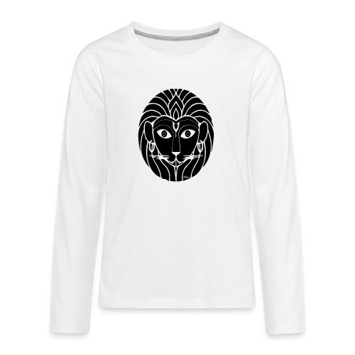 Narasimha T - Teenagers' Premium Longsleeve Shirt