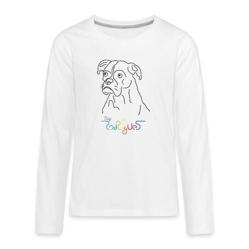 lotte - Teenager Premium Langarmshirt