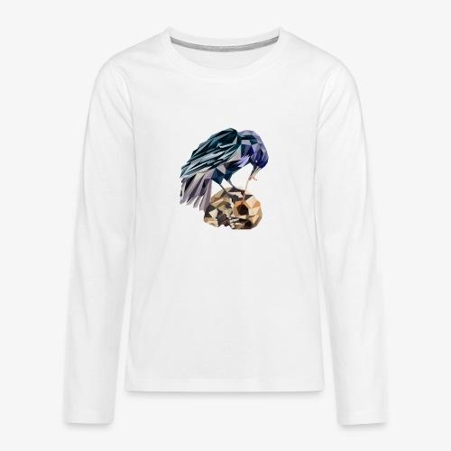 cubicraven - T-shirt manches longues Premium Ado
