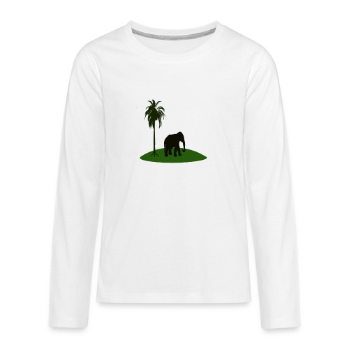 my favorite - Teenagers' Premium Longsleeve Shirt