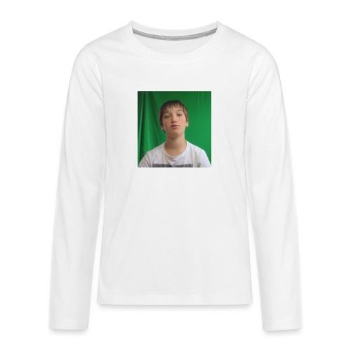 Game4you - Teenager Premium shirt met lange mouwen