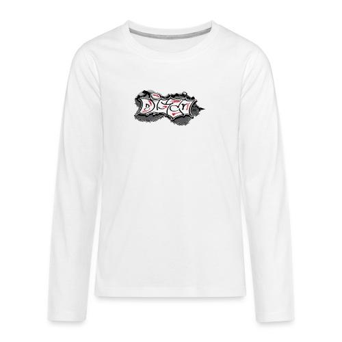 disco - T-shirt manches longues Premium Ado