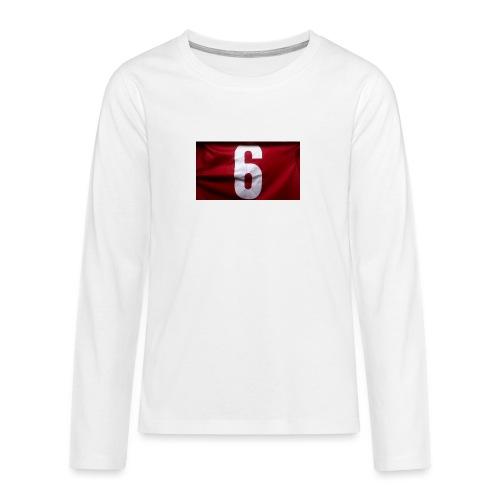 football - Teenagers' Premium Longsleeve Shirt