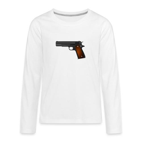 gun - Teenager Premium shirt met lange mouwen