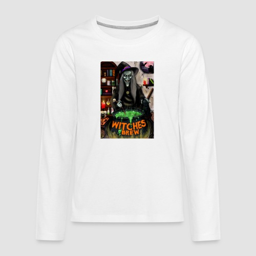The Witch - Teenagers' Premium Longsleeve Shirt